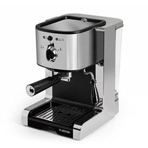 Klarstein Passionata 20 Espresso