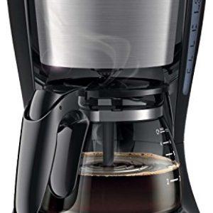 Philips HD7435 Cafetera negro y metal