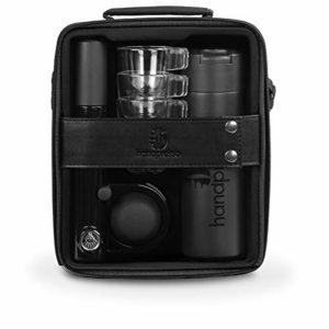 Handpresso Pump Set Nero