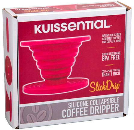 Kuissential Collapsible Silicone