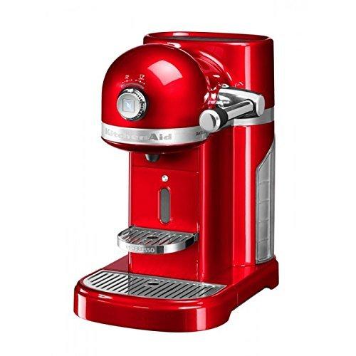 KitchenAid Nespresso Artisan Rojo