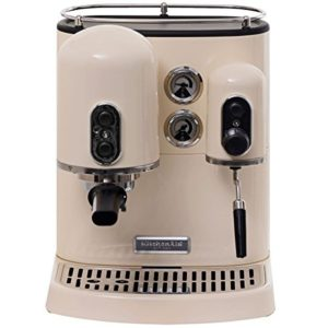 Cafetera combinada KitchenAid Beige