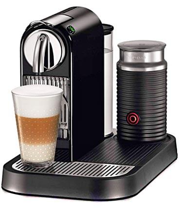 Nespresso D121-US4-BK-NE1 Espresso Maker