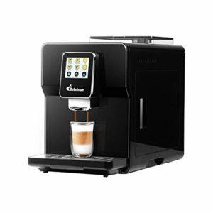 Cafetera Pantalla Táctil Yang Negro