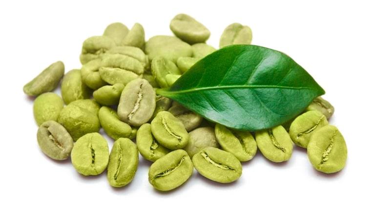 café verde granos