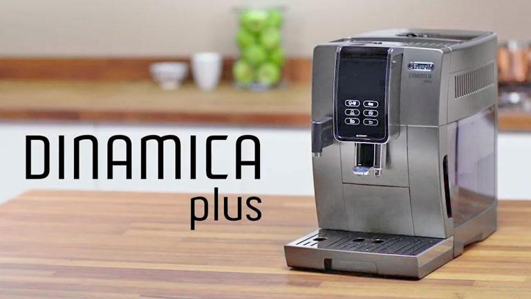 Cafetera Delonghi Dinamica Plus